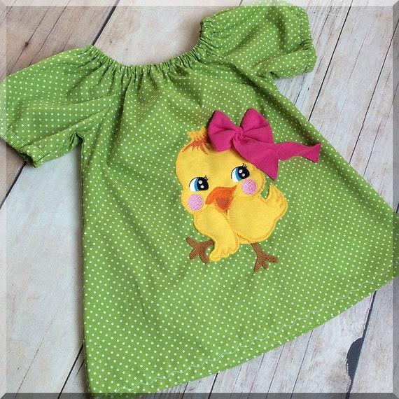 Kinderkleidung mit Piepmatz