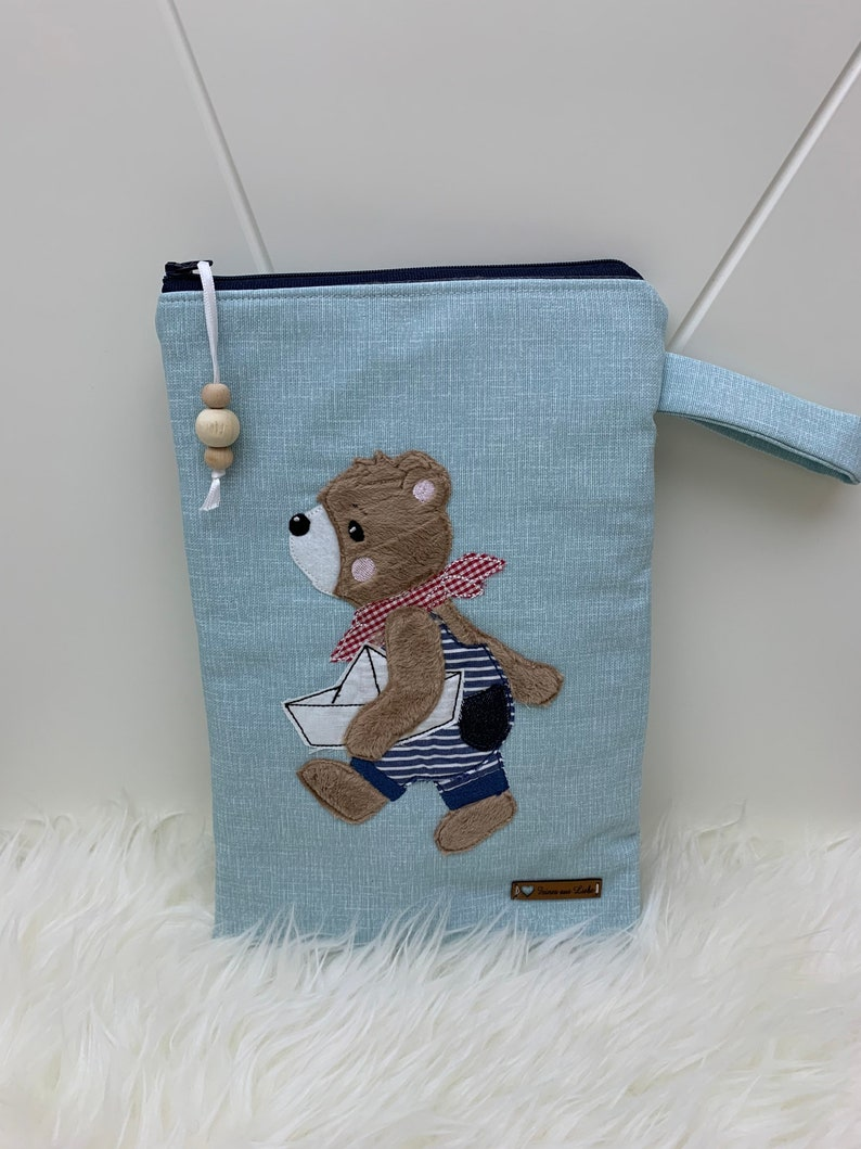 Diaper bag changing bag