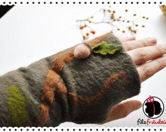 SeptemBÄR Gloves Forest Whispers