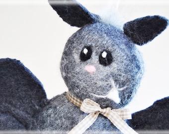Flora, the matted bat