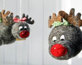 Christmas ball moose ... Big