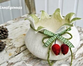 Apple peel rosehip