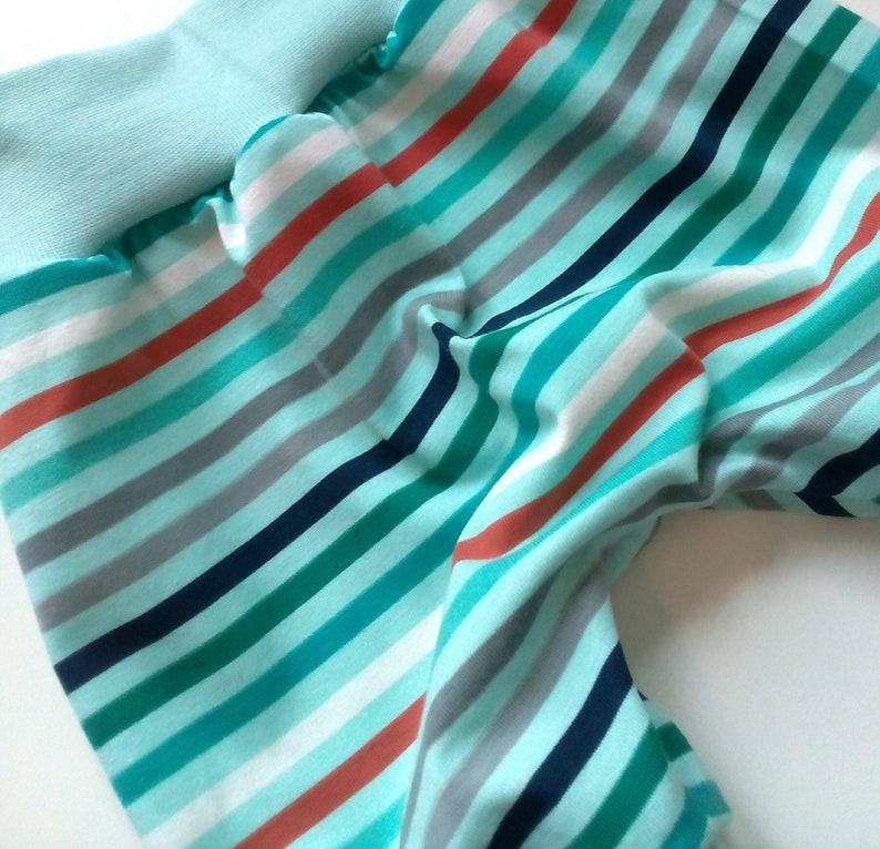 Pumphose Newborn 5056 Marigold Mint *