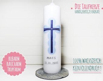 Baptism Candle Boys, Baptism, Communion, Cross
