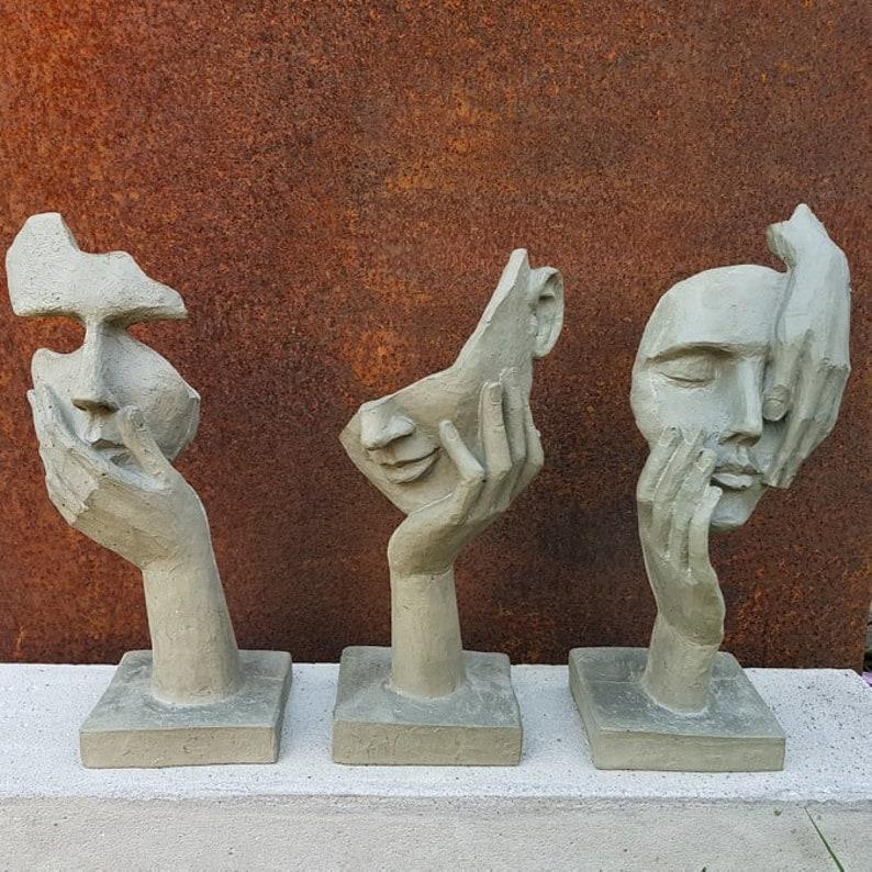 Silicone shape mask 3