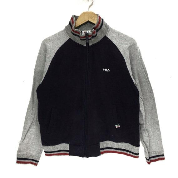51aecab44143 FILA BIELLA ITALIA Sweatshirt Running Gym Pullover Jumper