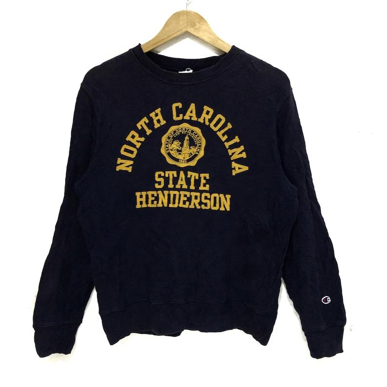 Out Sweatshirt North Big Champion Logo Spell Carolina PulloverEtsy qMjLSzpGUV