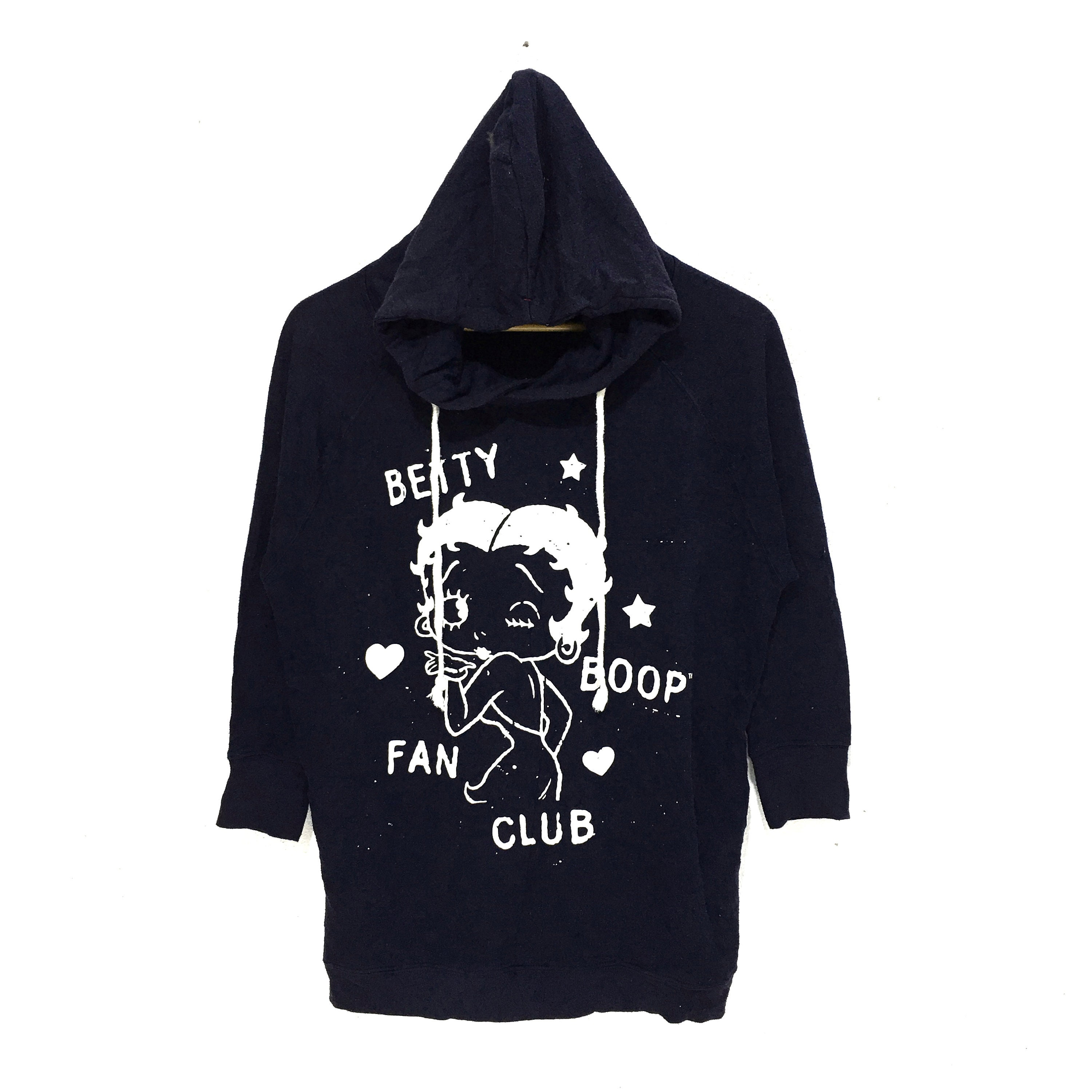 5b8070b2f13d Vintage betty boop hoodie sweatshirt big logo spell out etsy jpg 3000x3000  Hoodie cartoon supreme logos
