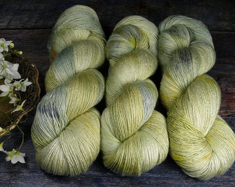LITTLE D Merino Silk 495