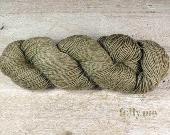 MARGAUX - Sockenwolle mit MOHAIR pflanzengefärbt, besonders dicht & stabil, natürlich handgefärbte Wolle, Sowo 4ply