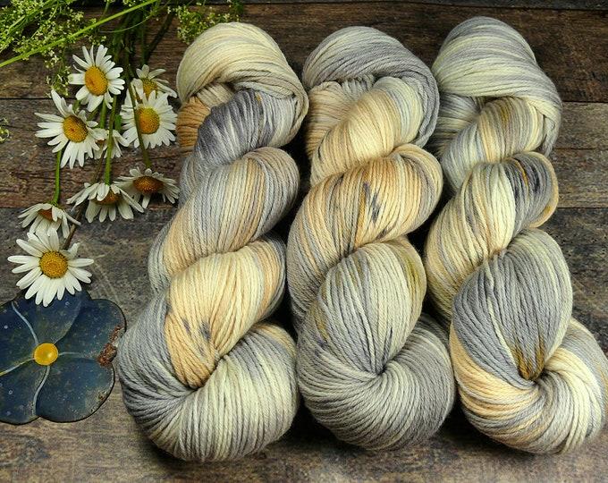 ROSY WIRBELWIND mit Speckles - Bio Merino Wolle 320m Lauflänge, natürlich gefärbte reine weiche Wolle von Rosy Green Wool,  Biowolle