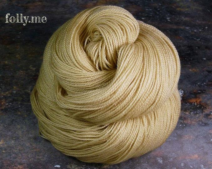 PEARL - Merino Lace pflanzengefärbt, Lacegarn Merino superweich, handgefärbtes Merino Lace, Lauflänge 600m, 2ply