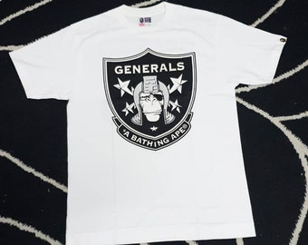 a842ced8 Bape General T-shirt