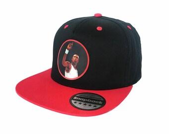 35eb26832c2cb NBA 90s Vintage Cap - Dikembe Mutombo