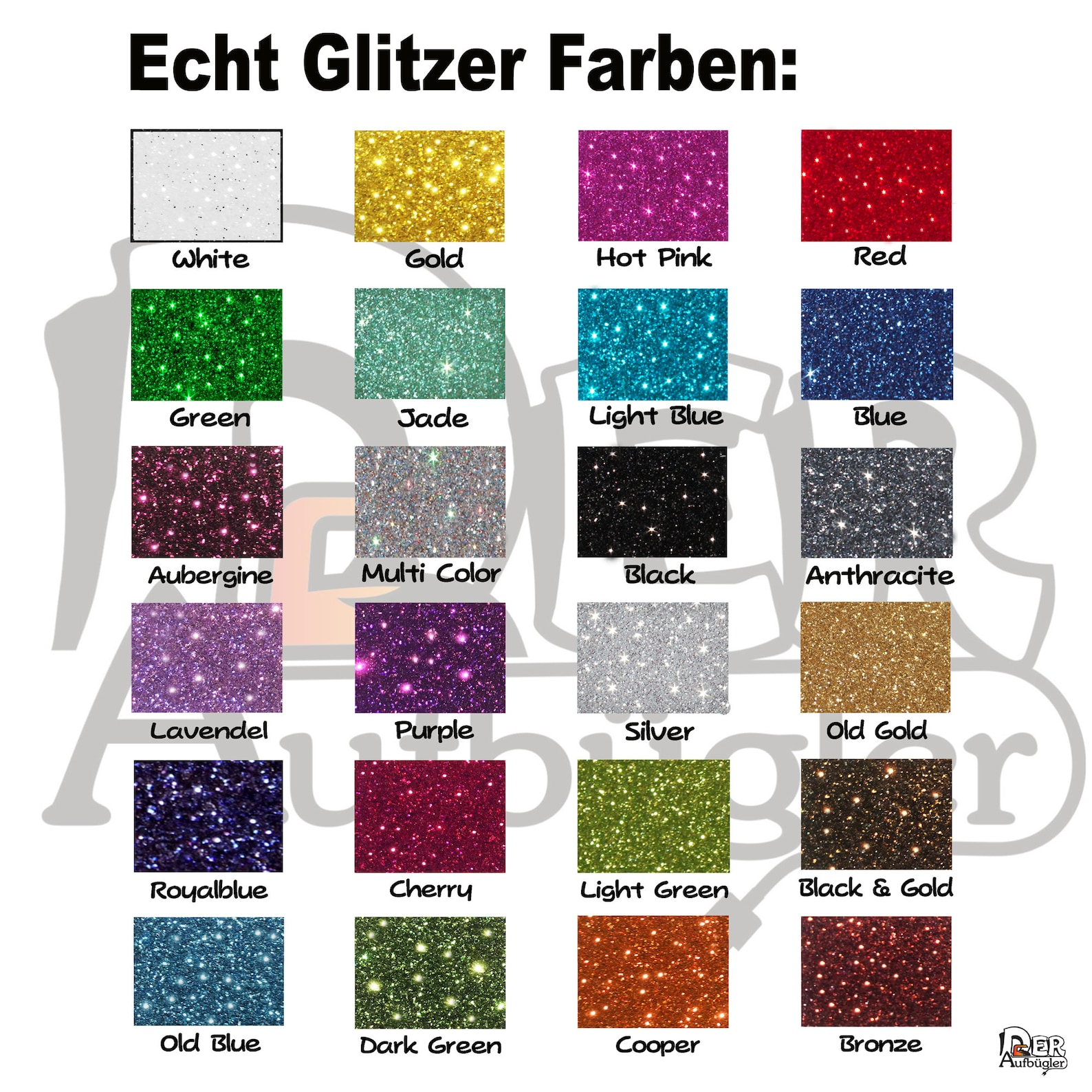 glittering frame ballet shoes in 24 colors