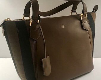 50e8f69fb3a4 Fendi Tote Bag BRAND NEW!! Authentic Fendi Bag Fendi Shoulder Bag