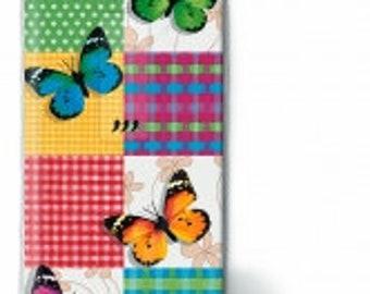 10 Joy Tears Handkerchiefs Butterfly