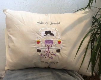 Pillows for the wedding
