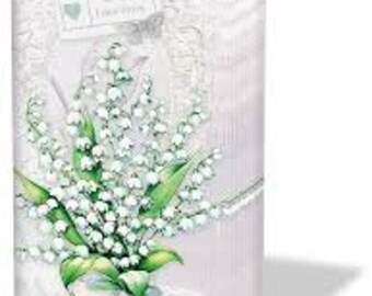 10 tears of tears of handkerchiefs lily of the valley