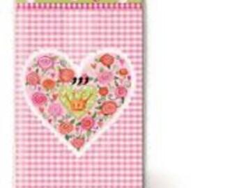 10 tears of joy handkerchiefs red heart