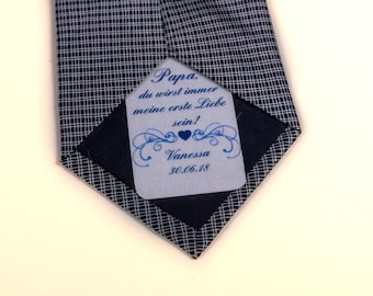 Application for the tie