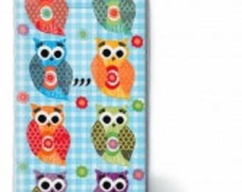 10 tears of joy handkerchiefs owls