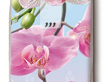 Orchid printed Handkerchiefs