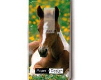 Foal printed Handkerchiefs