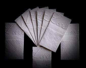 10 Love handkerchiefs joy tears coined