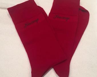 personalized socks