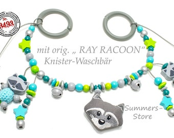Stroller Chain Ray Racoon Raccoon