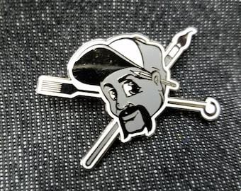 Custom Big Ray Enamel Pin