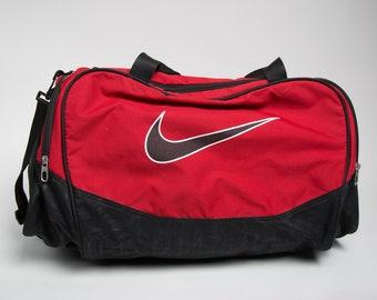 c8aeed12f0 Nike duffle bag | Etsy