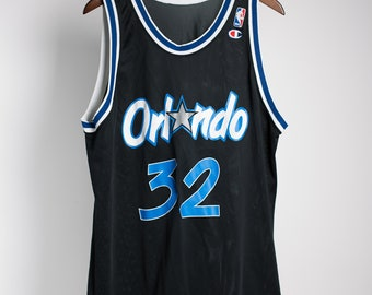 682adc22495 Orlando Magic Shaquille O'Neal Jersey SZ 48