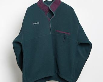 673e55b32ed Columbia Sportswear Vintage Pullover   XL   Green
