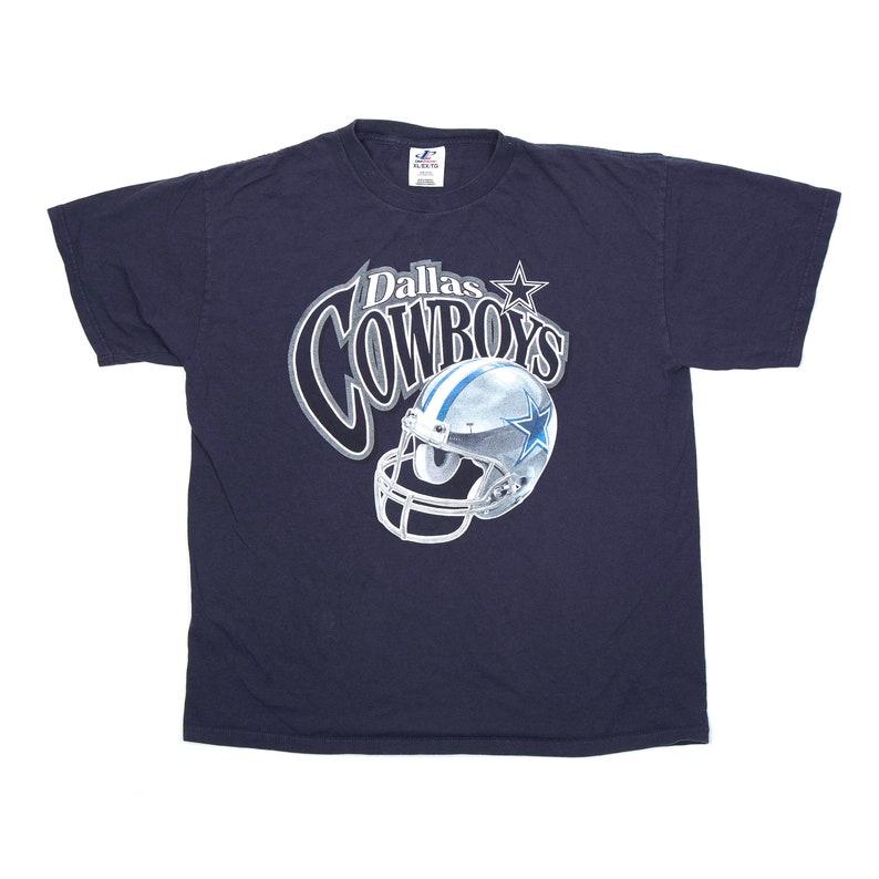 Dallas Cowboys T Shirt by Logo Athletic  XL image 0