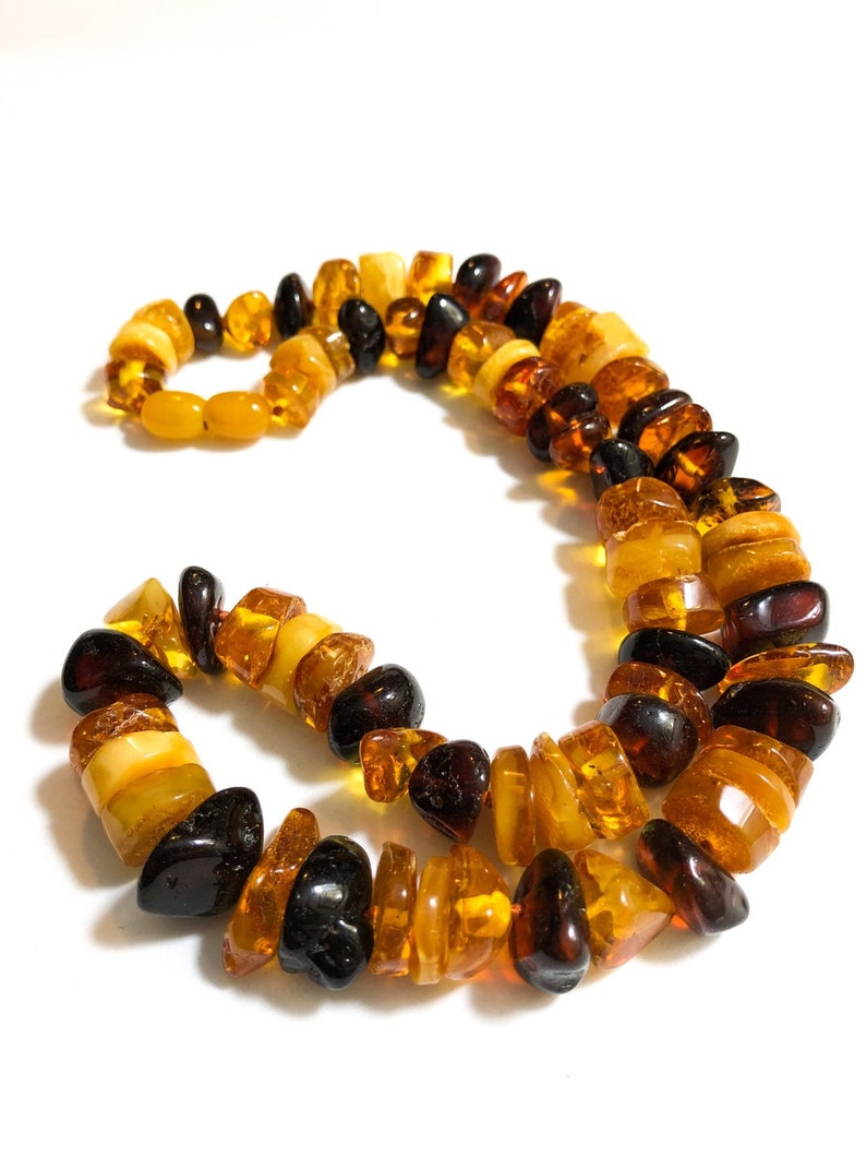 Natural Baltic Amber Necklace