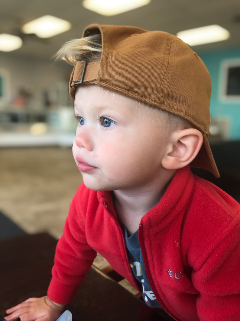 Toddler Youth Name Hat Knox Font