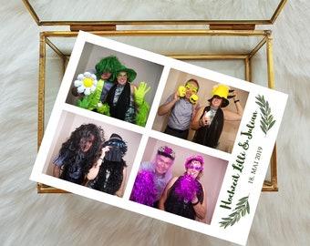 Hintergrundsdesign für Fotobox Bild von Foboxy