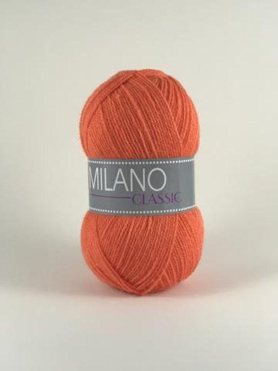 Wolle Garn Zum Stricken Häkeln Basteln Milano Classic Etsy
