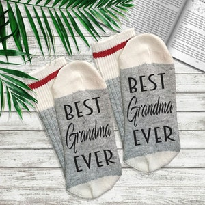 Best Nana Ever Socks If You Can Read This Socks for Grandmother Gift Mothers Day Gift for Grandma Mothers Day Gift for Nana Socks