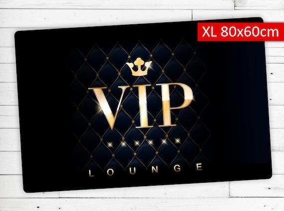 "Floor Mat (Ceder) motif ""VIP lounge"""