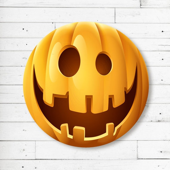 Mat Pumpkin-Halloween-New on Dawanda!