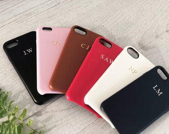 iphone 6 case initials