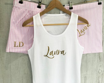 Personalised Pyjama Set 85cf60038