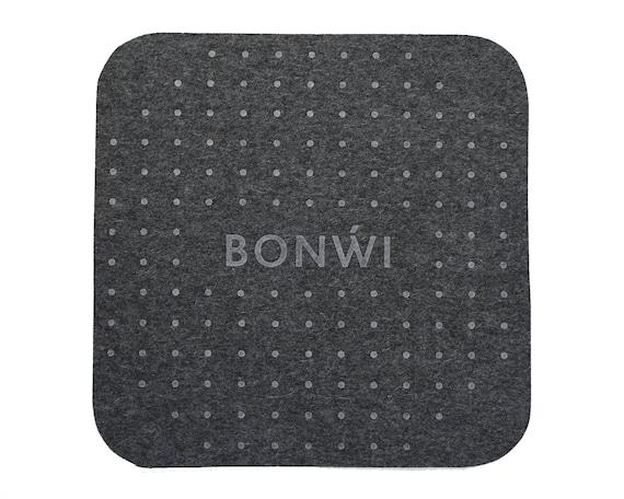 Sitzauflagen buggy Velvet Grey//Black