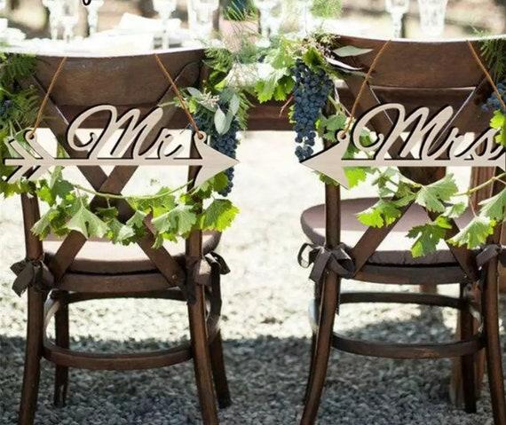 Mr Mrs Holz Schild Pfeil Vintage Hochzeit Boho Etsy