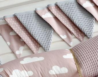 Baby girl room decor | Etsy