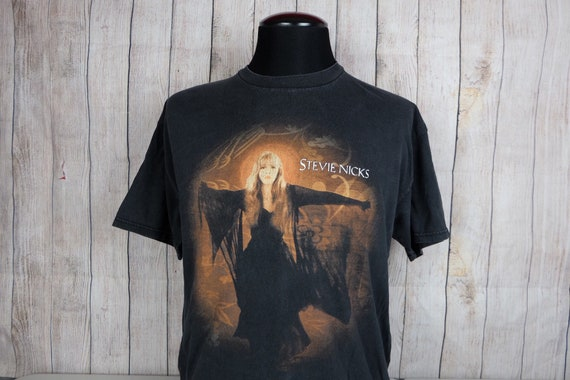 Vintage Stevie Nicks Fleetwood Mac Music tour Grap