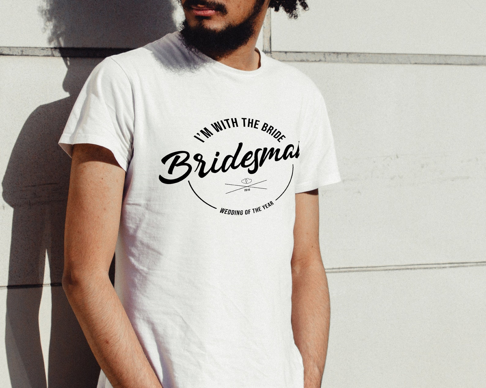T-Shirt Bridesman